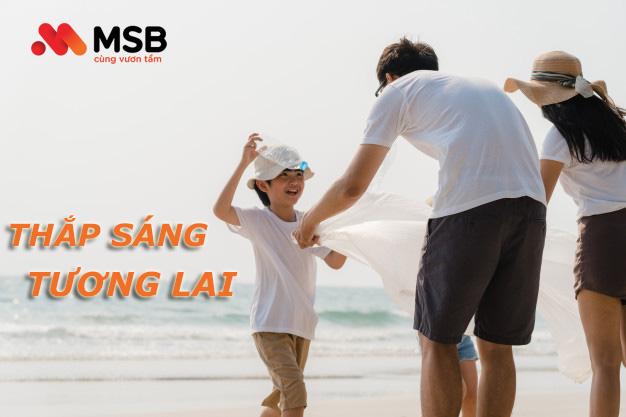Hướng dẫn vay tiền MSB tháng 5 2021