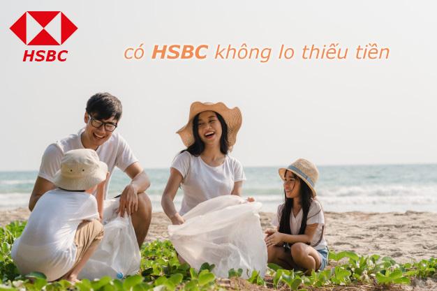 Hướng dẫn vay tiền HSBC dễ dàng