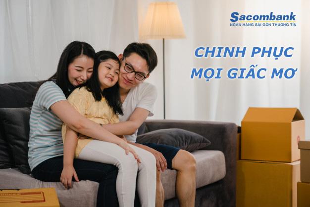 Hướng dẫn vay tiền Sacombank mới nhất